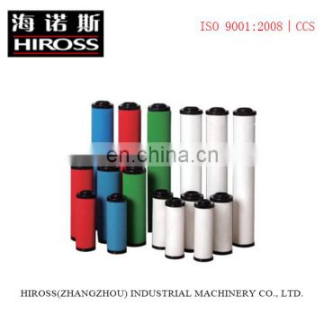 Air Filter Element for compressed air dryer OEM in China