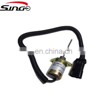KUBOTA Fuel Shut Off Solenoid SA-4668-S