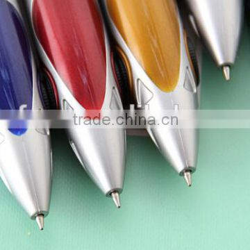 Hot selling automotive styling ballpoint pen /plastic ballpoint pen /decorative ballpoint pens