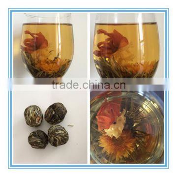 Best selling 2016 New Chinese Artistic Blooming Tea Handmade