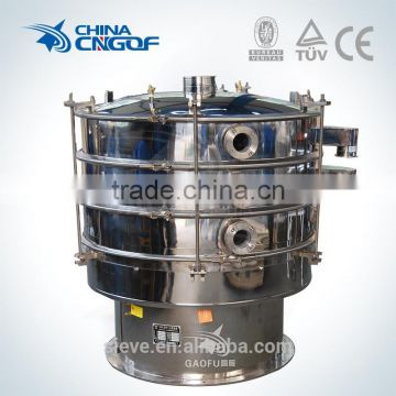 Rotary Vibrating Screen Sieving Machine for Small Gears, Sprockets