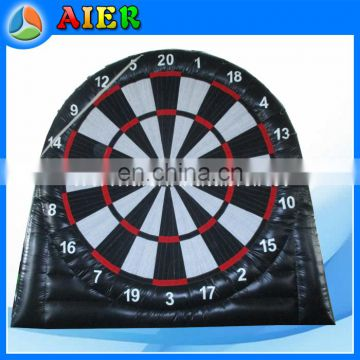 Best Selling Inflatable Foot Dart Board for sale