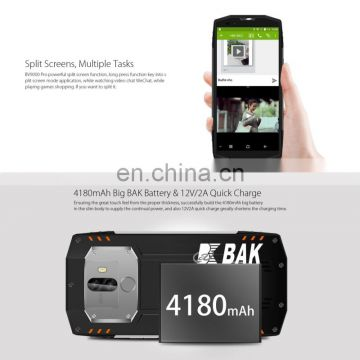 Original 4G Smartphone,Drop Shipping NEW ARRIVAL Blackview BV9000 Pro,5.7 inch IP68 Waterproof Android 7.1 3 Camera 13MP,NFC,OTG