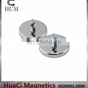 Strong Magnetic Pot, Permanent Pot Magnet, Neodymium Magnetic Cup