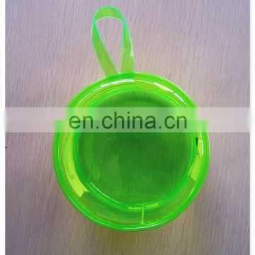 China plastic new year candy gift pvc bags plastic bag