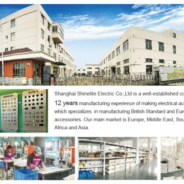 Shanghai Shinelite Electric Co.,Ltd