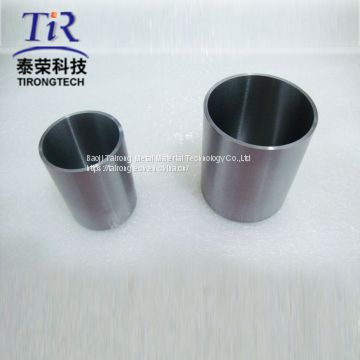 Top quality higher purity 99.98% hot-sale best price tantalum crucible
