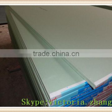 China Gypsum Board Plaster Board Thickness 9mm Of Gypsum