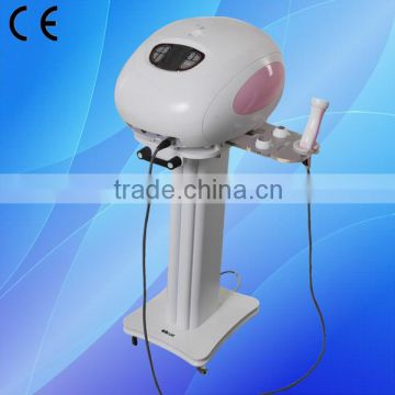 Skin tightening face lift and wrinkle removal beauty machine RF