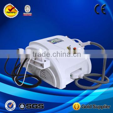 Ultrasonic Weight Loss Machine 9 In 1 Multifunction Laser Cavitation Vacuum 1MHz Rf With USB Update System Body Shaping