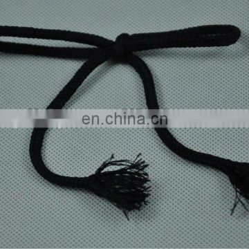 1mm nylon cord, black nylon rope