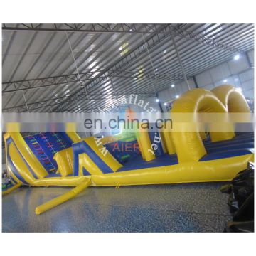 20 meters Long inflatable obstacle, obstacle on water