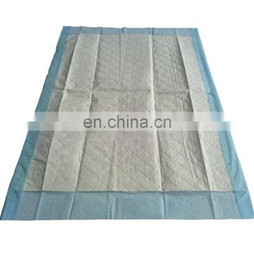 High Absorbent Disposable Underpad/Disposable nonwovenbed sheet/cover/disposable nonwoven products factory from China