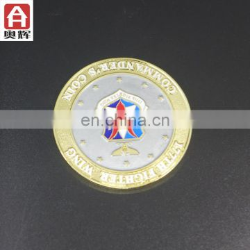 Top sell die casting wholesale coin bezels wholesale