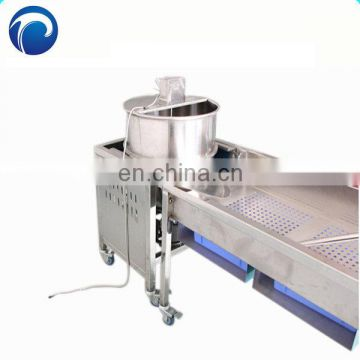 Hot air commercial popcorn machine Industrial popcorn makingmachine Cheap corn popping machine