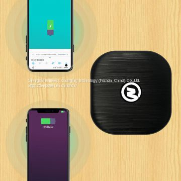 ZeePower 30mm Invisible Wireless Charger, Long distance Fast Wireless Charger OEM ODM Wholesale