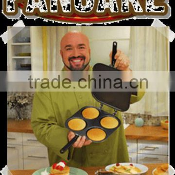 Pancake perfect pan/percake perfection maker/cake mould/As seen on tv