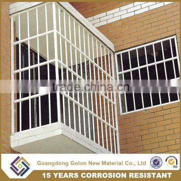 Latest Modern Simple Steelaluminumiron Window Grill Design For