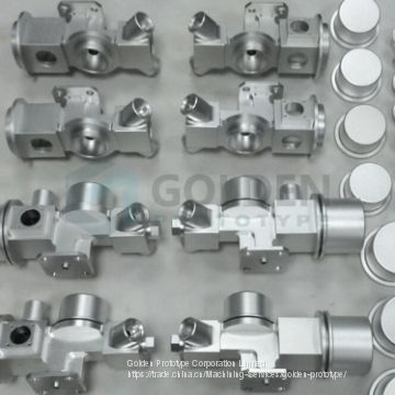 Mirror polished stainless steel CNC turning parts