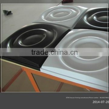 High quality TV background wall panel wall decoration