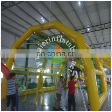 New Sport Game Type Inflatable Baseball Tent for sale