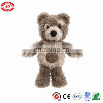 Fluffy teddy bear new design cute paw soft toy