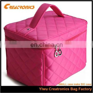 China Supplier Online Shopping canvas, Promotional Cosmetic Bag,make up bag case