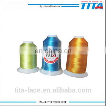 Egyptian polyester embroidery thread with cheap price
