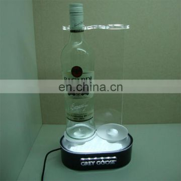 Drinks led light bases for acrylic Led Acrylic Display