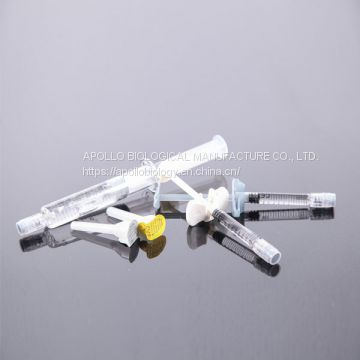 1ml 2ml 10ml Dermal filler hyaluronic acid filler injection for Micro shaping