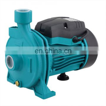 good quality Single stage 0.75KW 1HP farm irrigation electric centrifugal pump