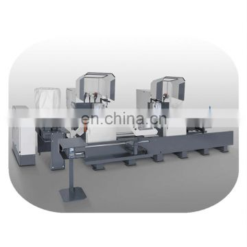 Excellent double-head sawing machine for aluminum profiles