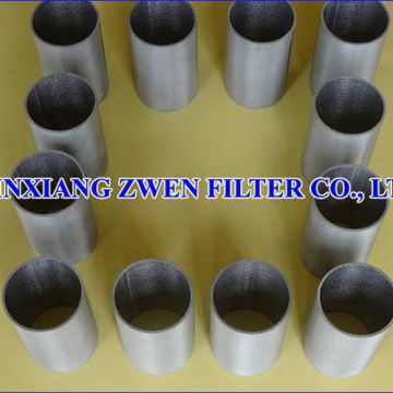 Sintered Wire Mesh Tube