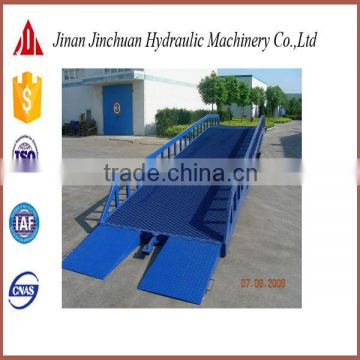factory supply mobile yard cargo elevator DCQY-10                                                                         Quality Choice