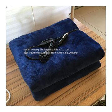 12V Electric Heating Blanket for Automobile