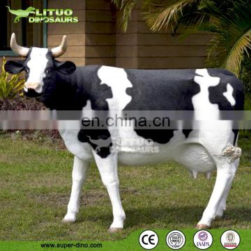 Robotic Animatronic Cow