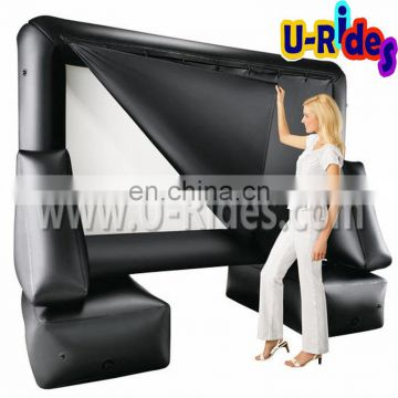 inflatable movie theater screens