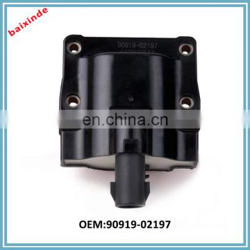 Wholesale Original Car Parts OEM 90919-02197 UF-72 UF72T Coil Pack System for CAMRY LS400 SC400 4 RUNNER T100 CELICA MR2