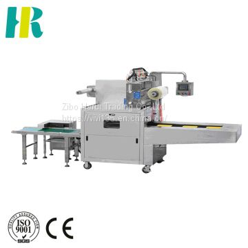 Automatic food double chamber vacuum packing machine