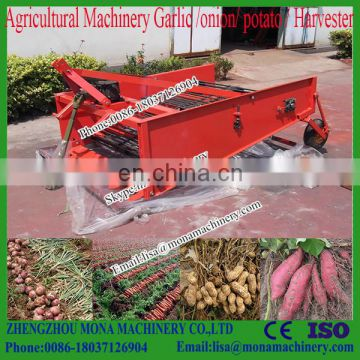 Sweet Potato Harvester/Single-Row Potato Harvester Machine For Sale /Mini Potato Harvester