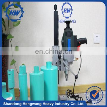 Electric Rock Asphalt Concrete Core Drilling Machine Price