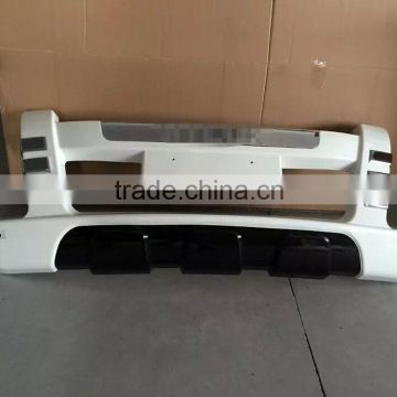 Factory Direct Sales car bumper design Plastic Mould For Toyota Hilux Revo Front Bumper                                                                         Quality Choice