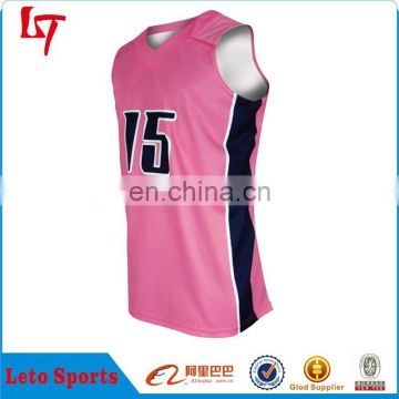 d266865cf5e Design Reversible Tank Ladies Basketball Jerseys Custom sublimation design  ladies basketball jersey of basketball jerseys from China Suppliers -  157322172