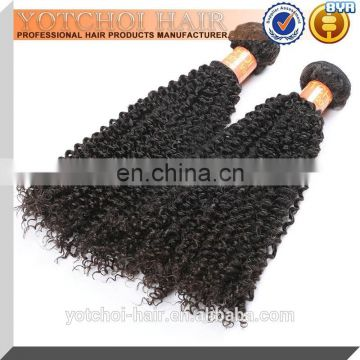 Direct Factory outlet genesis 100% pure brazilian bouncy curl human hair weaving