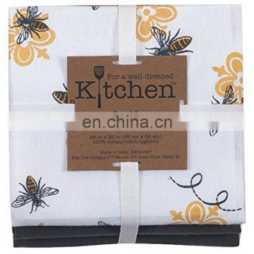cotton 26inchx 26inch flour sack towel kitchen towel cotton with soft durable