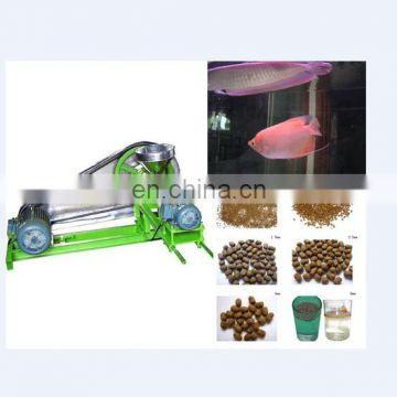 commerical use floating fish feed making machine floating fish feed maker for cheapest price