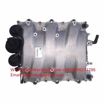 Mercedes Benz Pierburg OEM Engine Intake Manifold - MB OE #: 2721402401 / Pierburg #: 7.00246.33.0 - NEW (Also for Dodge / Freightliner Sprinter 2500 and 3500 Gas 272.979)