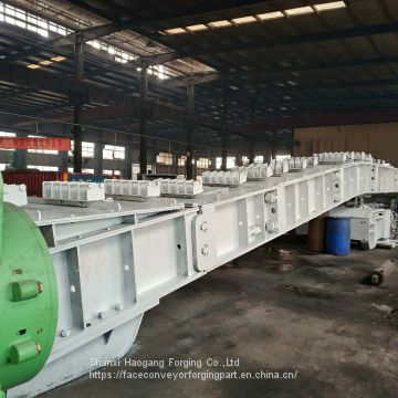 Beam Stage Loader with Crusher
