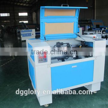 Acrylic,wood,bamboo products,double color plate laser engraver laser cutting & cutting machine 9060RU