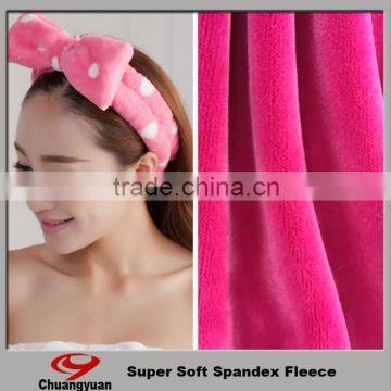 polar fleece multifunctional bandana/super warm and soft woman's pink bandana fabric